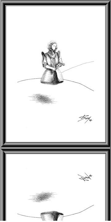 ... » Боян Донев - Графика » Old Times Art Studio Old